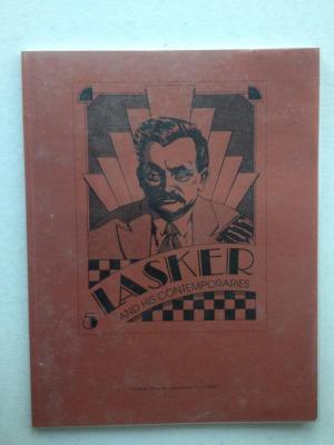 This is the product image for Lasker and his Contempories Issue 5. Detail: Hilbert. Product ID: 093865098X.