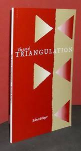 This is the product image for The Art of Triangulation. Detail: Brieger, R. Product ID: 0945470927.