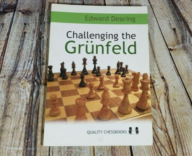 This is the product image for Challenging the Grunfeld. Detail: Dearing, E. Product ID: 9197524344.