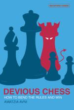 This is the product image for Devious Chess. Detail: Avni, A. Product ID: 9780713490046.