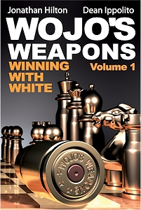 This is the product image for Wojo's Weapons V1. Detail: Ippolito, D. Product ID: 9780979148200.