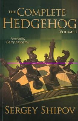 This is the product image for Complete Hedgehog V1. Detail: Shipov, S. Product ID: 9780979148217.   Price: $49.95.