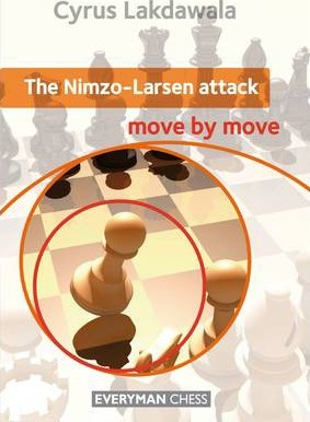 This is the product image for The Nimzo-Larsen Attack. Detail: Lakdawala, C. Product ID: 9781781941126.   Price: $34.95.