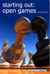 This is the product image for Starting Out: Open Games. Detail: Flear, G. Product ID: 9781857446302.
