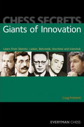 This is the product image for Giants of Innovation. Detail: Pritchett, C. Product ID: 9781857446715.