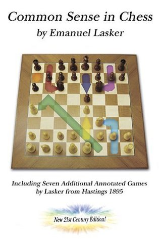 This is the product image for Common Sense in Chess. Detail: Lasker, E. Product ID: 9781888690408.   Price: $24.95.
