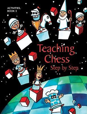 This is the product image for Teaching Chess Step by Step 3. Detail: Khmelnitsky et al. Product ID: 9781888690705.