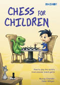 This is the product image for Chess for Children (HB). Detail: Chandler & Milligan. Product ID: 9781904600060.
