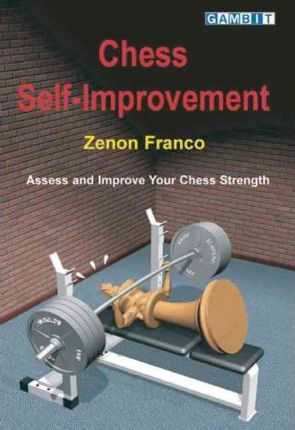 This is the product image for Chess Self-Improvement. Detail: Franco, Z. Product ID: 9781904600299.