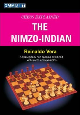 This is the product image for Chess Explained: The Nimzo-Indian. Detail: Vera, R. Product ID: 9781904600725.