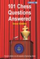 This is the product image for 101 Chess Questions Answered. Detail: Giddins, S. Product ID: 9781906454005.