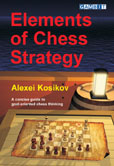 This is the product image for Elements of Chess Strategy. Detail: Kosikov, A. Product ID: 9781906454241.
