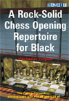 This is the product image for A Rock-Solid Chess Opening Repertoire for Black. Detail: Eingorn, V. Product ID: 9781906454319.