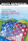 This is the product image for French Defence Advance V1. Detail: Sveshnikov, E. Product ID: 9783283005238.   Price: $49.95.