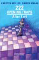 This is the product image for 222 Opening Traps after 1.e4. Detail: Muller & Knaak. Product ID: 9783283010041.