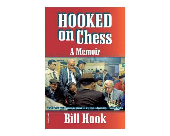 This is the product image for Hooked on Chess. Detail: Hook, B. Product ID: 9789056912208.