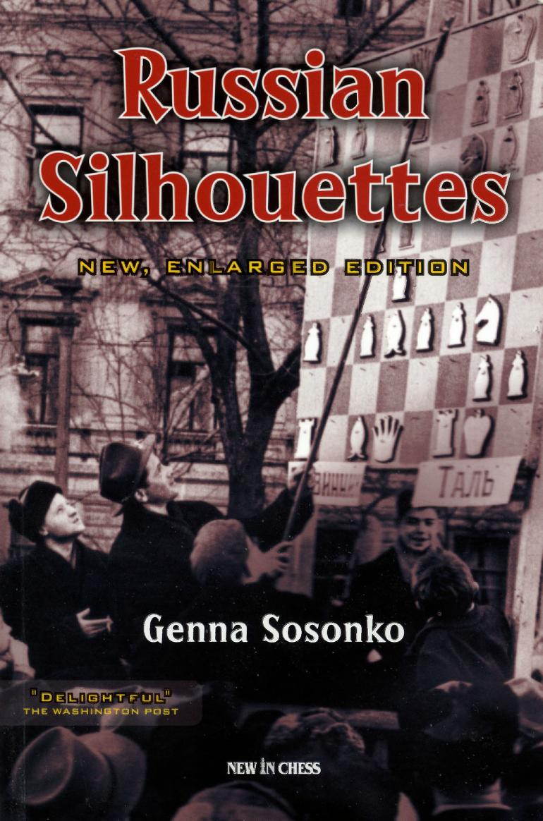 This is the product image for Russian Silhouettes (3rd Ed). Detail: Genna Sosonko. Product ID: 9789056912932.