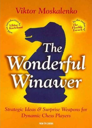 This is the product image for The Wonderful Winawer. Detail: Moskalenko, V. Product ID: 9789056913274.