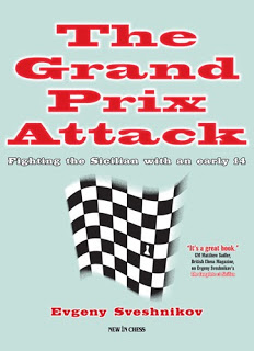This is the product image for The Grand Prix Attack. Detail: Sveshnikov, E. Product ID: 9789056914172.
