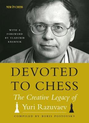 This is the product image for Devoted To Chess. Detail: Boris Postovsky. Product ID: 9789056918224.   Price: $44.95.