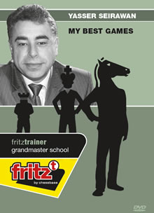 This is the product image for My Best Games Seirawan. Detail: Chessbase. Product ID: CBFT-SIDVD.