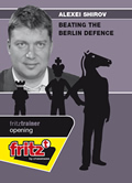 This is the product image for Beating the Berlin Defence. Detail: FT OPENING. Product ID: CBFT-SOBDEDVD.