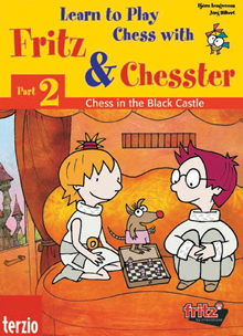 This is the product image for Fritz & Chesster Part 2. Detail: CB FRITZ. Product ID: CBFUF2CDE.