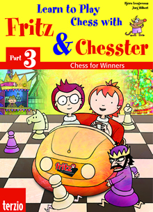 This is the product image for Fritz & Chesster Part 3. Detail: CB FRITZ. Product ID: CBFUF3CDE.