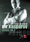 This is the product image for Kasparov Najdorf Volume 1. Detail: CB OPENING. Product ID: CBOT49.