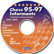 This is the product image for CD Informant 95-97. Detail: . Product ID: CICD95-97.   Price: $9.95.