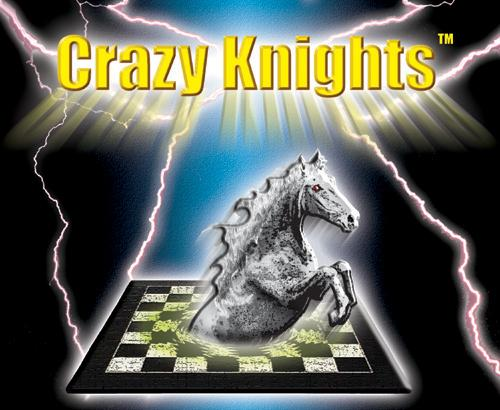 This is the product image for Crazy Knights (puzzle game). Detail: . Product ID: CK1.   Price: $4.95.
