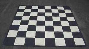 This is the product image for Small Giant Mat Fabric. Detail: OUTDOORS. Product ID: GMCS.   Price: $35.00.