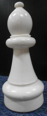 This is the product image for Small Giant Chess BW. Detail: XTRAS. Product ID: GSCHESSBW.