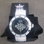This is the product image for White Watch. Detail: GIFTS. Product ID: WATCH-0505.