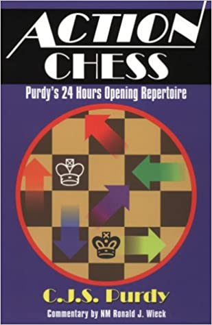 This is the product image for Action Chess. Detail: Purdy, CJS. Product ID: 0938650793.