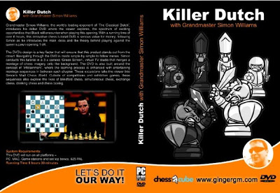 This is the product image for Killer Dutch. Detail: Williams, S. Product ID: 1899DVDKD.
