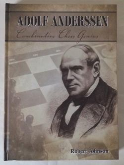This is the product image for Adolf Anderssen. Detail: Johnson, R. Product ID: 9780646816142.   				Price: $79.95.