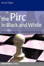 This is the product image for Pirc in Black and White. Detail: Vigus, J. Product ID: 9781857444322.