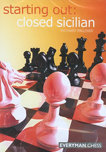 This is the product image for Closed Sicilian (CD-ROM). Detail: Palliser, R. Product ID: 9781857446036.