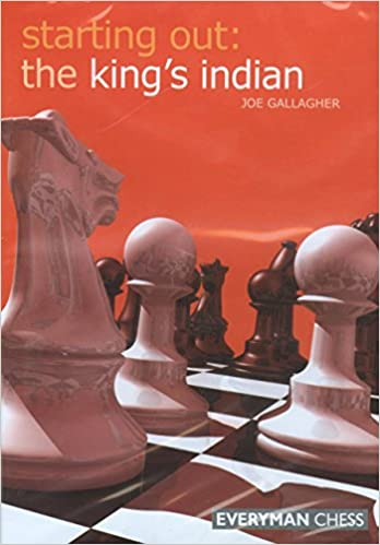 This is the product image for The King's Indian CD-ROM. Detail: Gallagher, J. Product ID: 9781857446098.