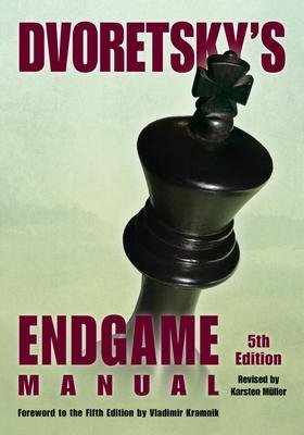 This is the product image for Dvoretsky's Endgame Manual 5th. Detail: Dvoretsky,M. Product ID: 9781949859188.