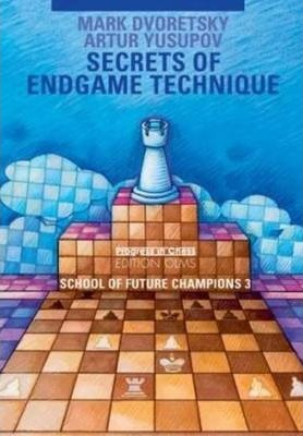 This is the product image for Champions 3: Endgame Technique. Detail: Dvoretsky & Yusupov. Product ID: 9783283005177.