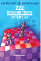 This is the product image for 222 Opening Traps after 1.d4. Detail: Muller & Knaak. Product ID: 9783283010058.