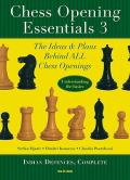 This is the product image for Chess Opening Essentials 3. Detail: Djuric et al. Product ID: 9789056912703.