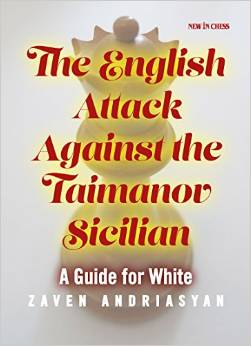 This is the product image for English Attack v Taimanov. Detail: Andriasyan, Z. Product ID: 9789056915551.