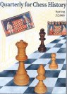 This is the product image for Quarterly for Chess History Autumn 3/1999. Detail: Fiala, V. Product ID: 9900000001.