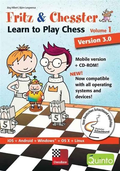 This is the product image for Fritz & Chesster Volume 1. Detail: 0 PLAYING PROGRAM. Product ID: CBFUF-13EDVD.