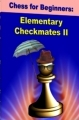 This is the product image for Elementry Checkmates 1. Detail: CLEARANCE. Product ID: CHACFB2.