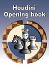 This is the product image for Houdini Opening Book. Detail: CLEARANCE. Product ID: CHAHOB.