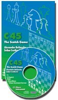 This is the product image for Scotch Game CD. Detail: Beliavsky, A. Product ID: CICD-C45.